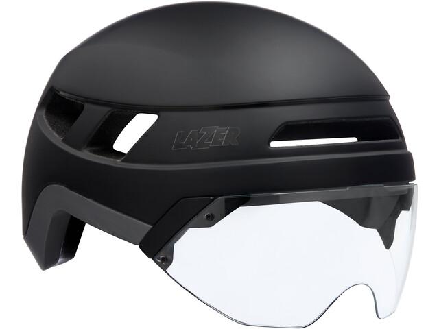 Lazer Urbanize NTA MIPS Helmet with LED, matte black